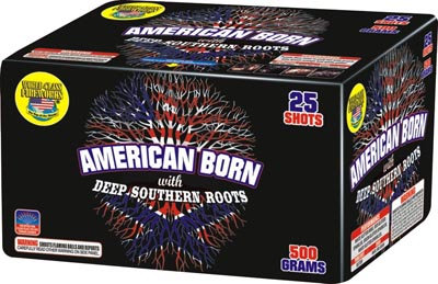 American Born with Deep Southern Roots
