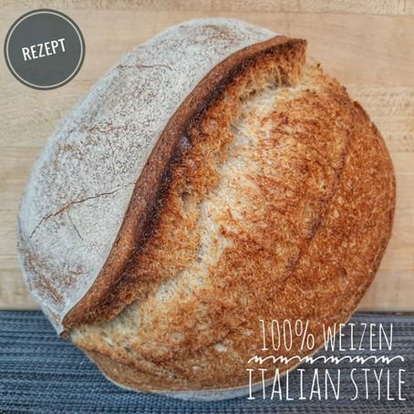 100% Weizen Italian Style