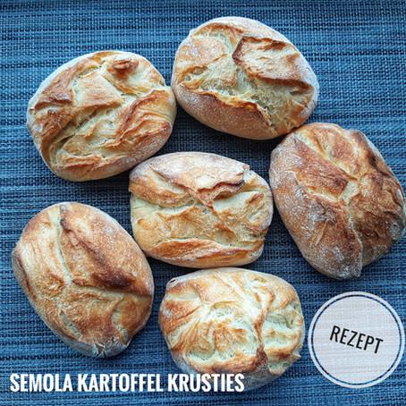 Semola Kartoffel Krusties