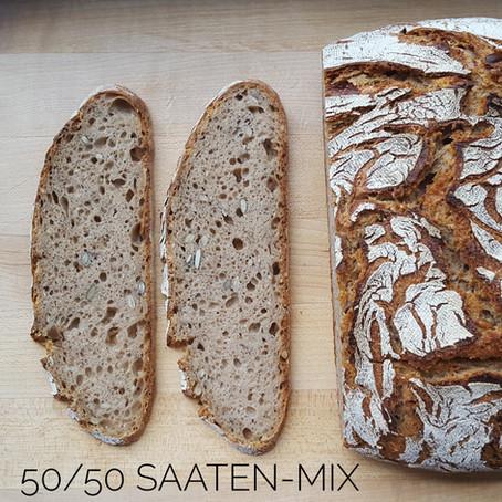 50/50 Saaten-Mix