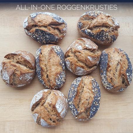 All-in-one Roggenkrusties