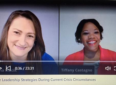 Five Leadership Strategies During Current Crisis Circumstances
