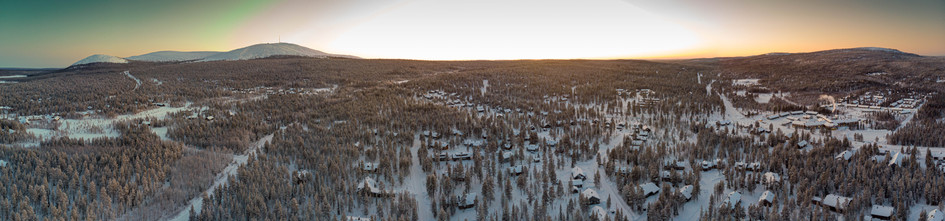 Akaslompolo, Laponie