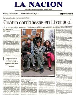 2006 04 - Diario La Nacion