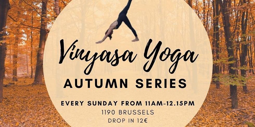 Yoga Autumn Series 3/10