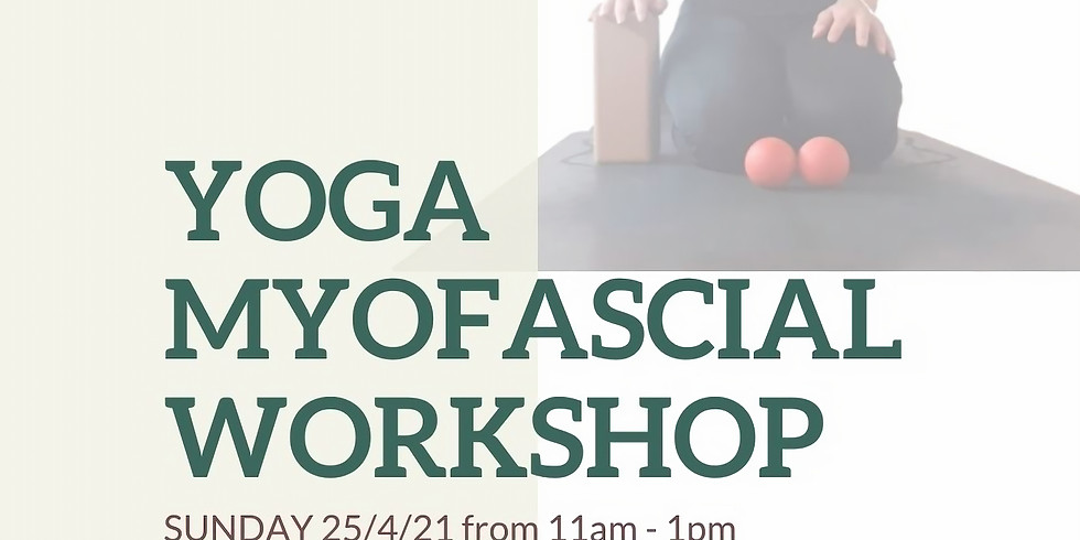 Yoga Myofascial Workshop