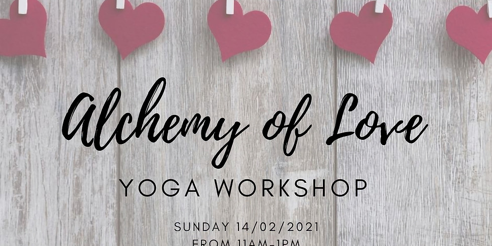 Yoga Alchemy of Love