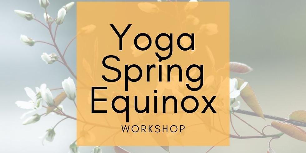 Yoga Spring Equinox