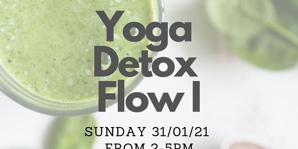 Yoga Detox Flow I