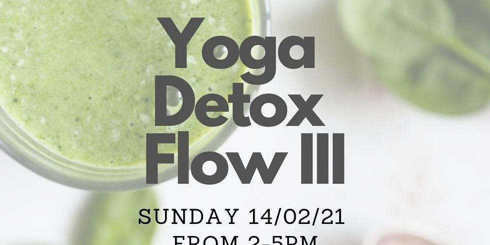 Yoga Detox Flow III