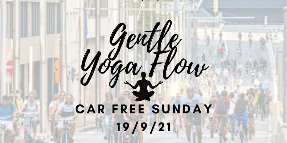 Yoga Car Free Sunday 19/9
