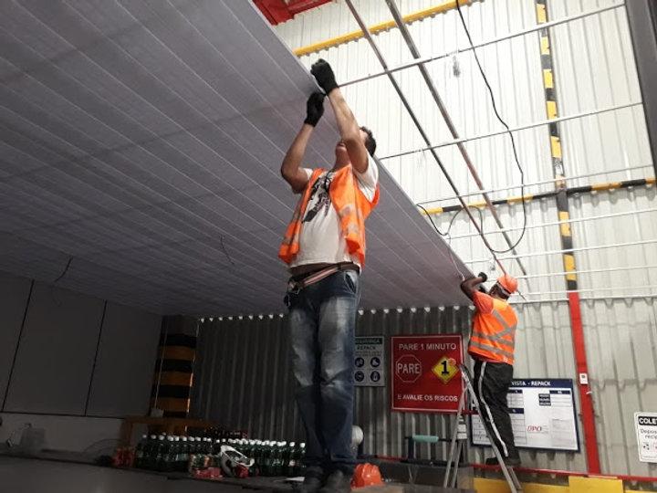 Mão de Obra Especializada para Forro de PVC