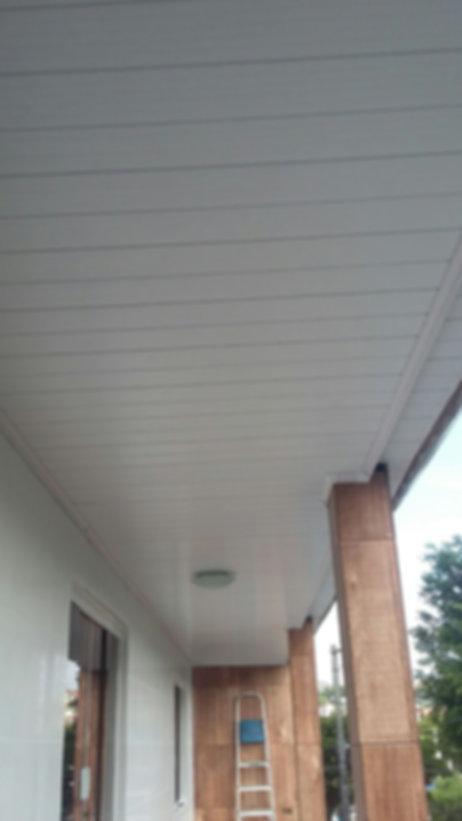 Forro de PVC Instalado | Installe