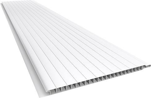 Forro de PVC Duplo Frisado 200x13mm Preço M² SP