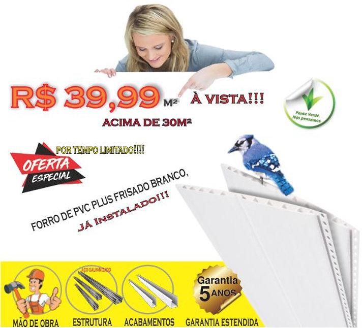 Forro de PVC | Installe