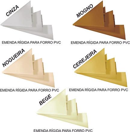 FORRO DE PVC BRANCO FRISADO 200X10MM