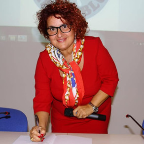 """Istituto""""Duca degli Abruzzi"""" di Catania, firma protocollo intesa """"Giovani in Blu""""."""