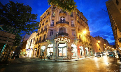 Draculi & Gandolfi à Marseille au cinéma le Prado