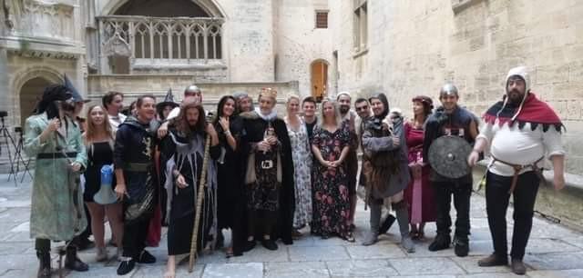 La série Draculi & Gandolfi en tournage dans les Bouches-Du-Rhône
