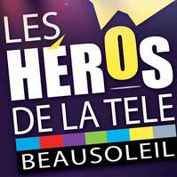 Draculi & Gandolfi au festival des « Héros de la Télé » à Beausoleil