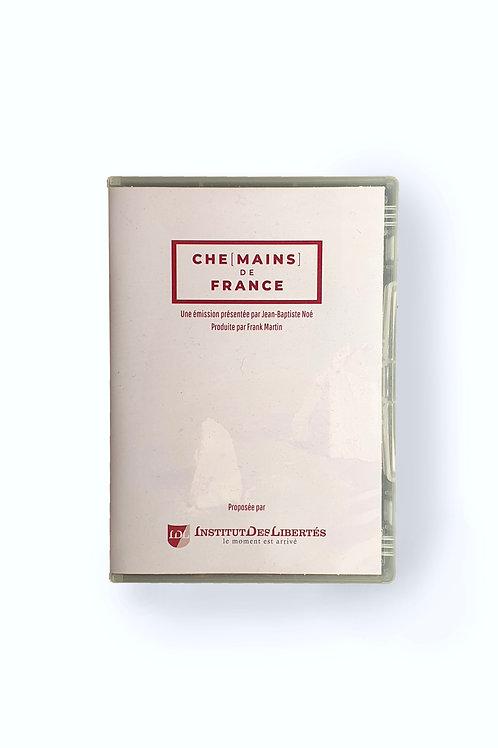 DVD « Che'mains de France »