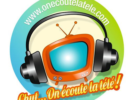 Draculi & Gandolfi dans l'émission « On écoute la télévision »