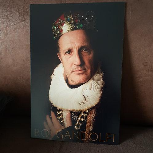 Portrait Roi Gandolfi « Draculi & Gandolfi »
