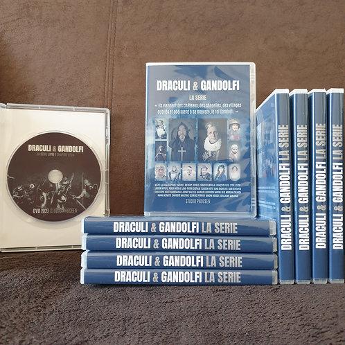 DVD « Draculi & Gandolfi »