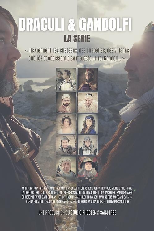 Affiche « Draculi & Gandolfi »