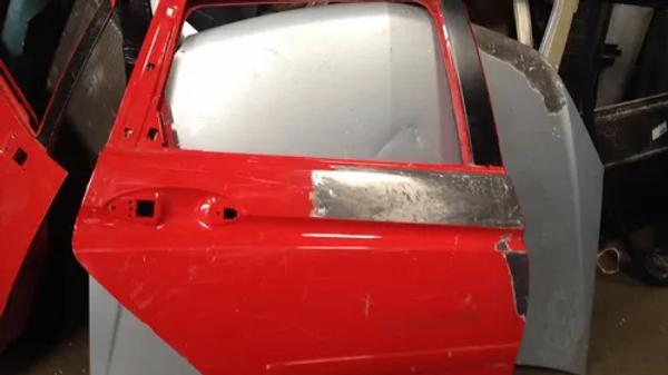 Porta Traseira Honda Fit 2015