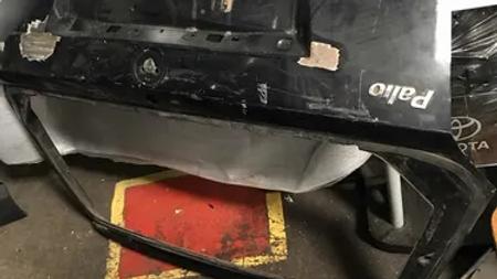 Tampa Porta Malas Fiat Palio Zoiao