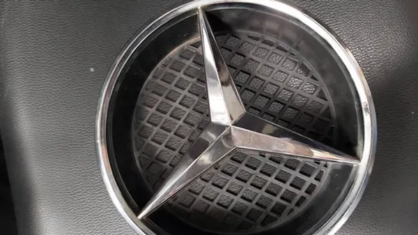 Emblema Da Grade Mercedes-benz Acelo