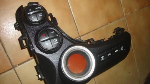 Painel De Controle De Ar Honda New Fit