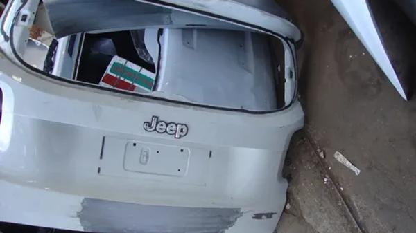 Tampa Traseira De Jeep Renegade