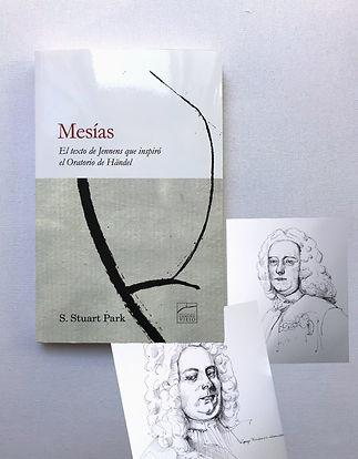 Mesías, Texto de Jennens que inspiró el