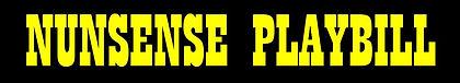 Nunsense Playbill.JPG