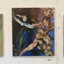 Interstitium (Triptych)