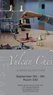 Vulcan Chess Exhibition Poster