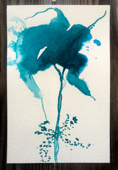 SOLD-Imaginary Flower 15