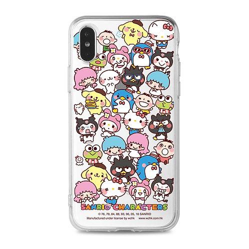 Sanrio & Friends 透明保護殻 (MCCM10)