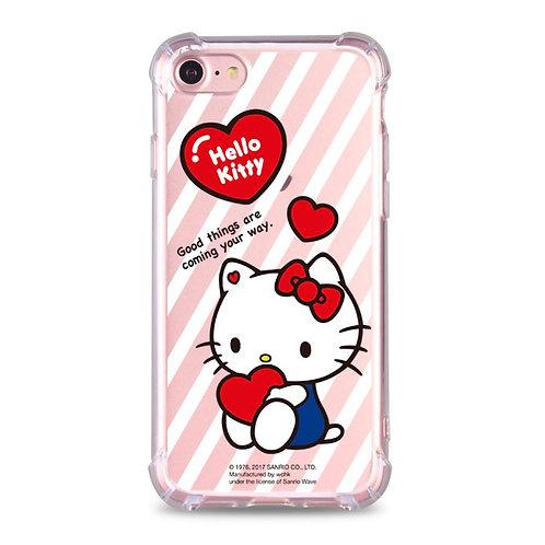 Hello Kitty 透明保護殼 (KT114)
