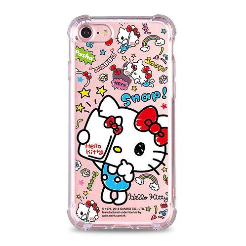 Hello Kitty 透明保護殼 (KT93)