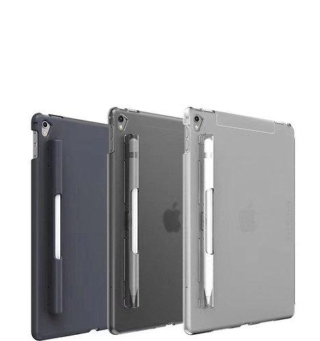 iPad輕薄磨砂保護套(可放Apple Pencil)