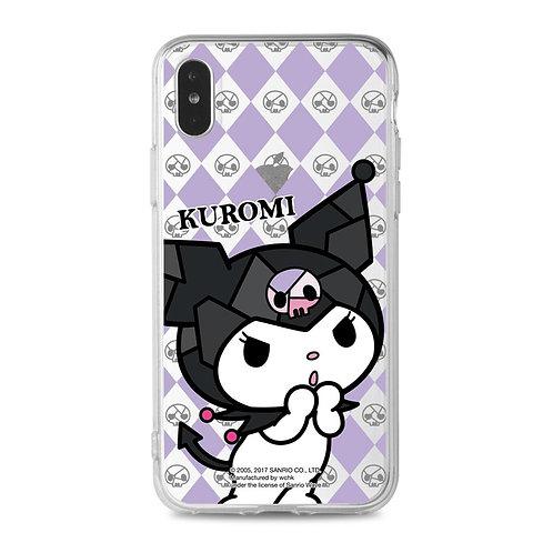 Kuromi 透明保護殻 (KU92)