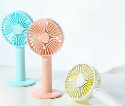 Remax磁吸化妝鏡兩用風扇