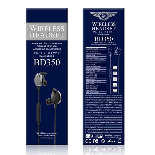 WK Design BD350雙邊運動藍牙耳機