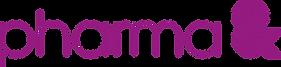 pharma& logo 4C monochrom wort-bildmarke