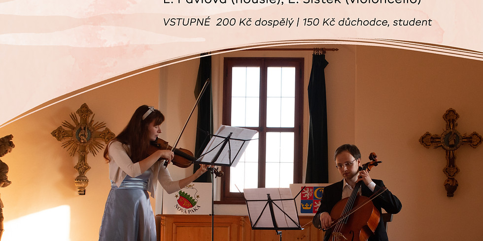 Podkrkonošské hudební léto - Duo euforico