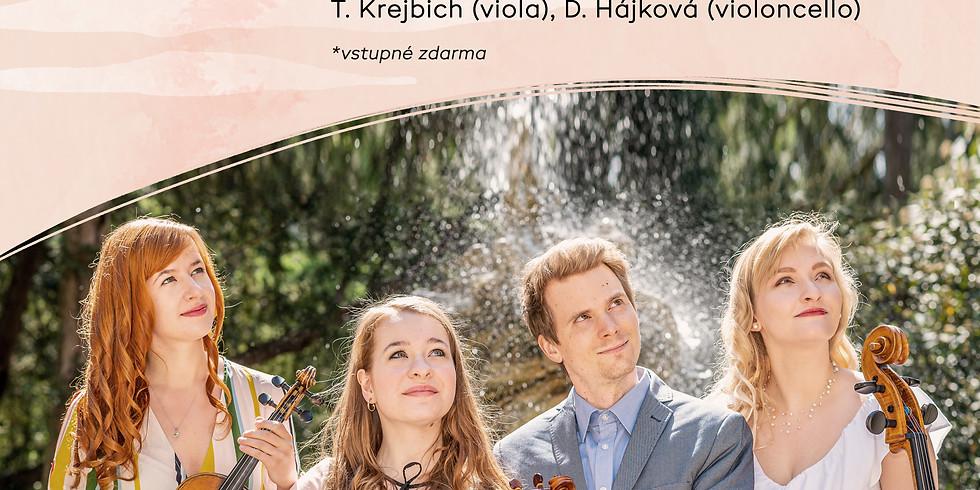 Podkrkonošské hudební léto - Quarteto harmonico