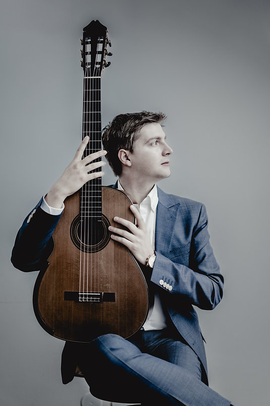 Vojin Kocic / Classical Guitarist